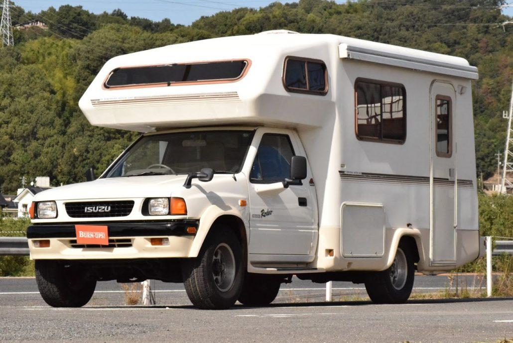1992 Isuzu Rodeo 4x4 Motorhome for sale by Ottoex in Portland OR