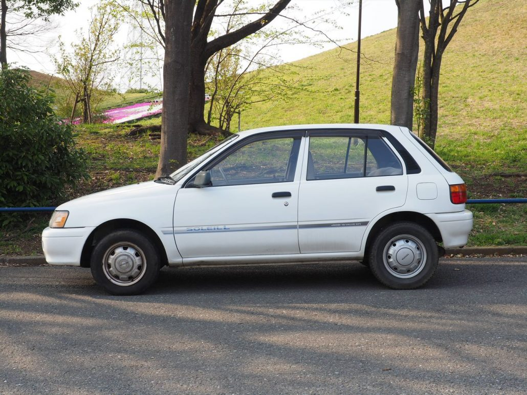 1992 Toyota Starlet 4x4 by Ottoex