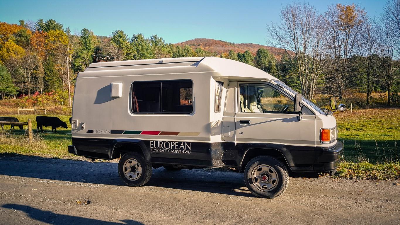 1991 Toyota Town Ace Camper Ottoex