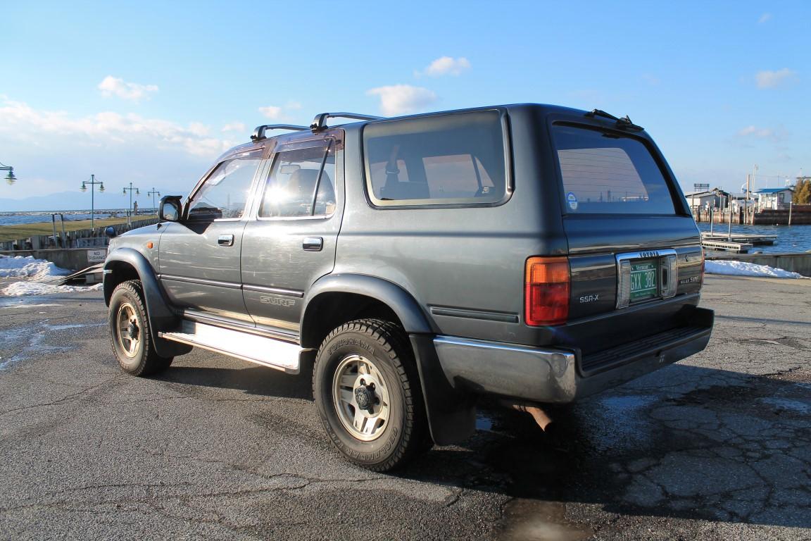 1991 Toyota Hilux Surf - OttoEx