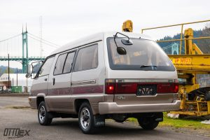 1989 Toyota 4x4 Van for sale
