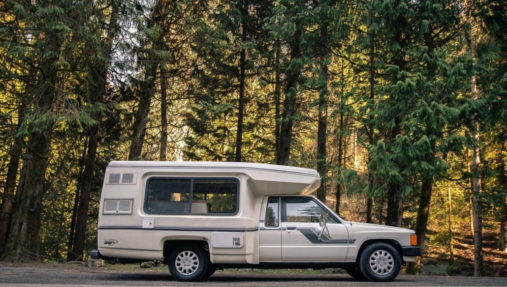 Toyota Bandit Pop up Camper for sale Portland, OR by Ottoex