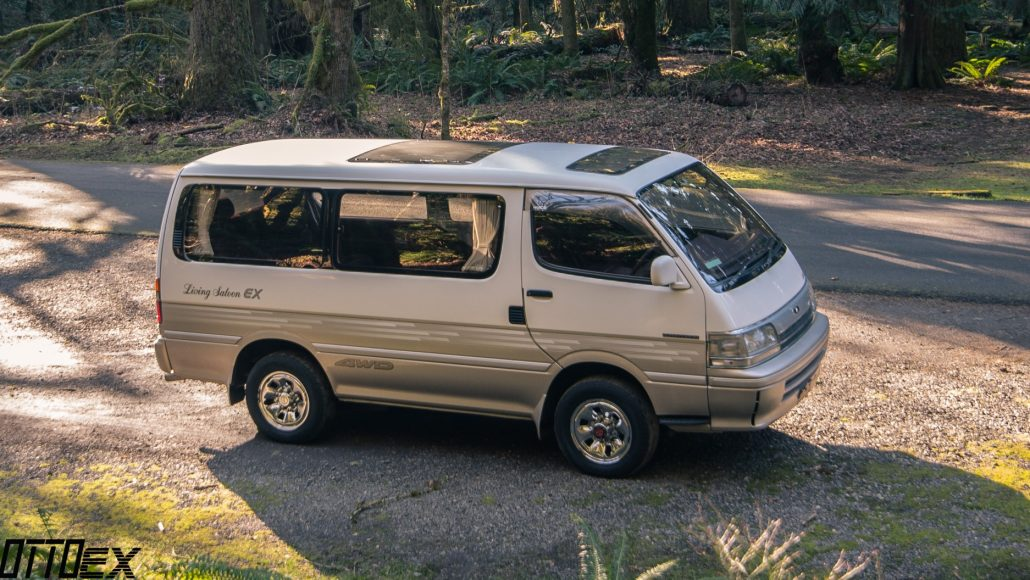 A 1993 Toyota Hiace Living Saloon EX 4wd 4x4 in Portland, OR by Ottoex
