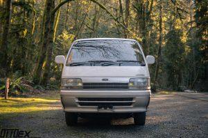 Toyota hiace 4x4 Van
