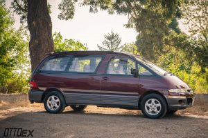 A Turbo Diesel Toyota Previa AWD for sale Portland, OR by Ottoex