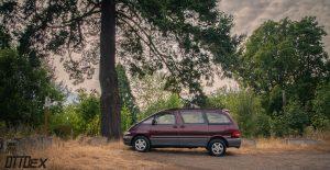 1994 Toyota Previa Turbo Diesel Alltrac for sale Portland OR