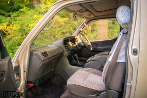 1994 Toyota Hiace Front seats