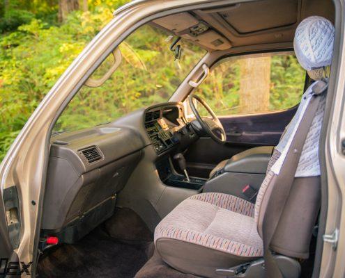 1994 Toyota Hiace Front seats
