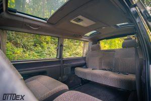 1994 Toyota Hiace Interior by Ottoex
