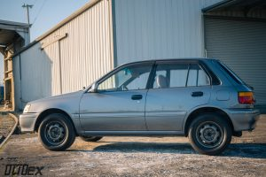 Toyota Starlet EP85 Hatchback AWD by Ottoex