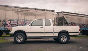 A 1996 Toyota T100 4x4 for sale