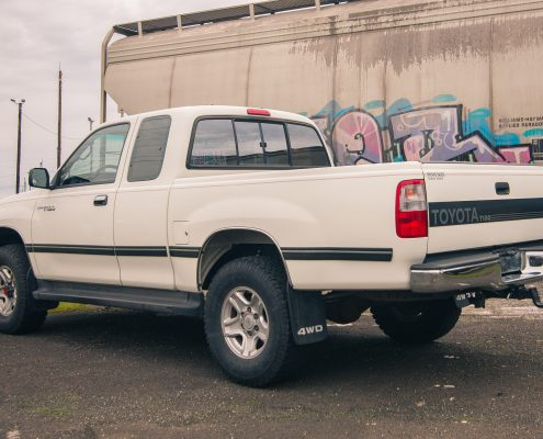 Low Miles Toyota T100 4x4 1995 by Ottoex