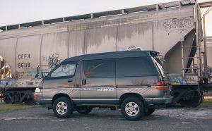 Toyota Liteace 4x4 Van for sale in Portlnad, OR by Ottoex