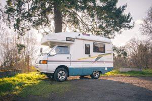 A Mitsubishi JB470 4x4 Motorhome for sale in Portlnad, Oregon by Ottoex