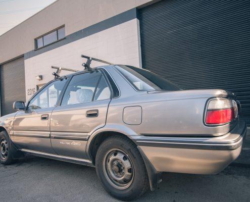 A diesel Toyota Corolla 4wd for sale in Portland, Oregon by Ottoex