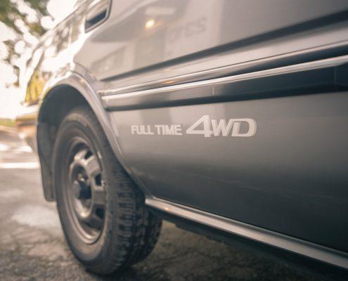 A diesel 4wd Toyota Corolla for sale in Portland, Oregon by OttoEx