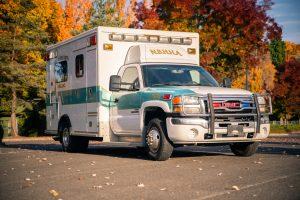GMX Duramax 4x4 Ambulance for sale