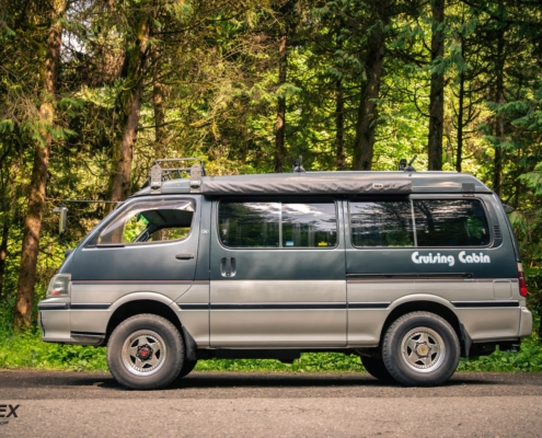 Toyota Cruising Cabin for sale