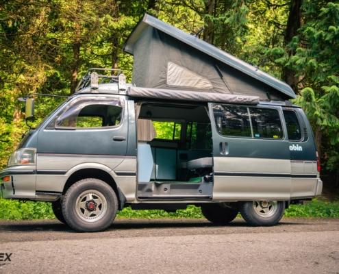 1993 Toyota Hiace Camper
