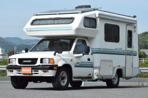 Isuzu Rodeo 4x4 Camper for sale